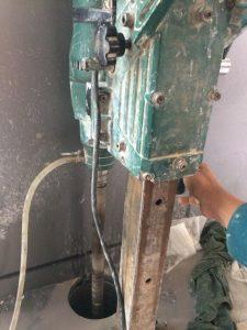 khoan rút lõi bê tông quận gò vấp
