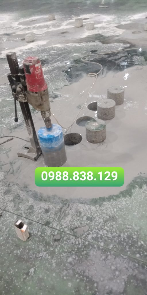 Khoan Cắt Bê Tông Tại Tây Ninh 0988.838.129 Uy Tín Chất Lượng