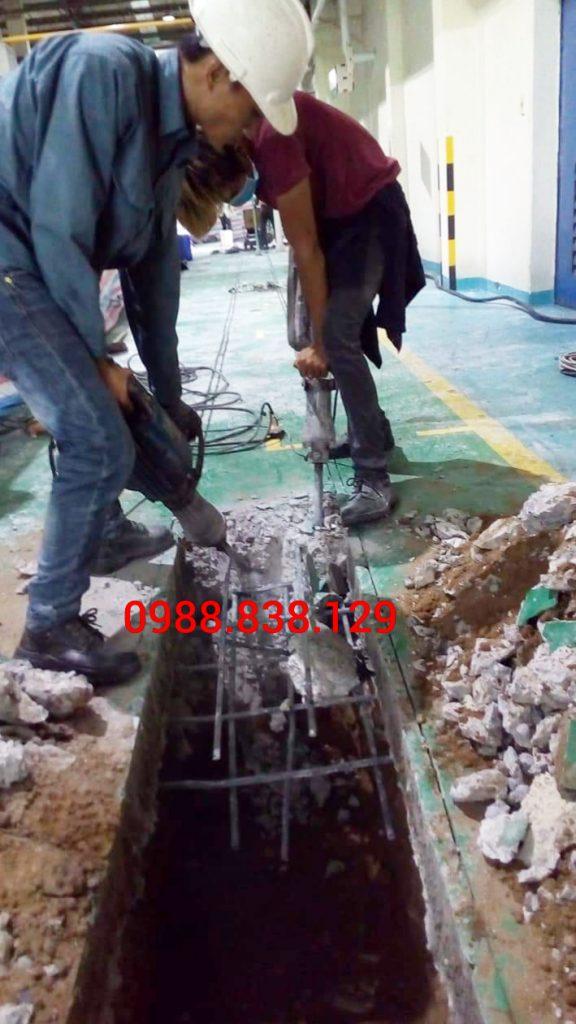 Đục Phá Bê Tông Thành Phố Thuận An 0988.838.129